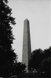 バンカーヒルの塔