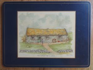 アイルランド土産のプレート