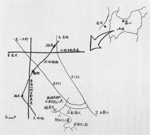 瓜裂清水(うりわりしょうず)map