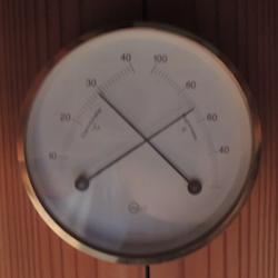 冷房のない我が家の室温