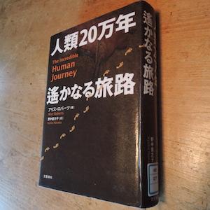 アリス・ロパーツ著『人類20万年遥かなる旅路』