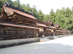 熊野本宮大社の杜