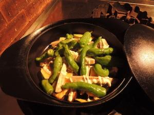 健康野菜、今日の一品