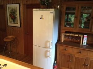 直冷式冷凍冷蔵庫