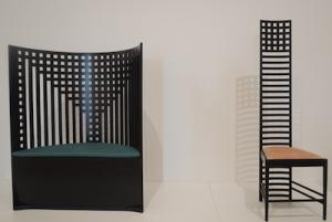 マッキントシュの椅子