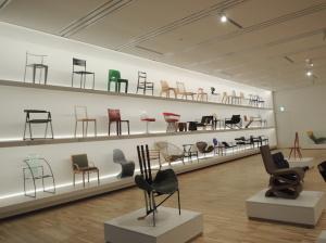 椅子のコレクション
