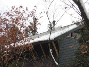 5.5勾配の屋根