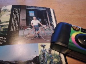 渋谷さんと写ルンです。