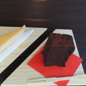 エスタミネさんのケーキ