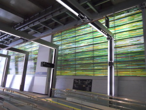 富山駅路面電車南北接続